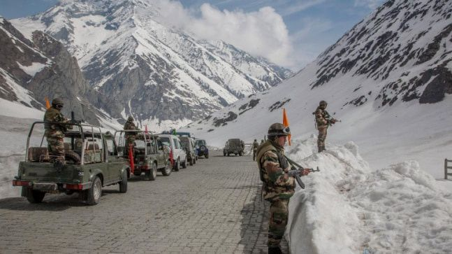 India Deploys Specialized Mountain Forces