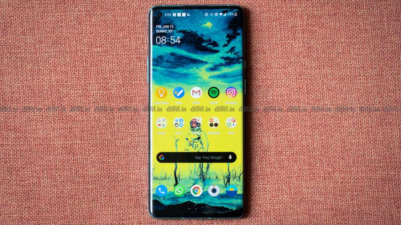 Oneplus 8t Could Get 65w Fast