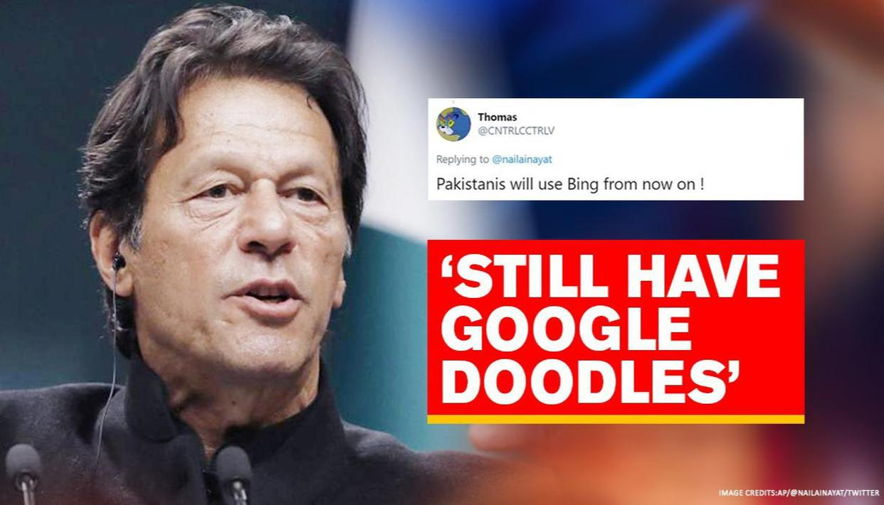 Prime Minister of Pakistan on Google's $10 Billion Investment in India